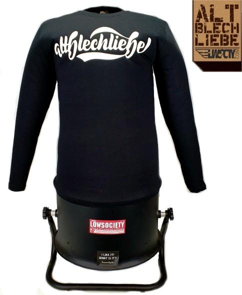 Altblechliebe Longsleeve Logo Shirt