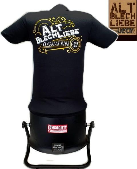 Altblechliebe sign T-Shirt