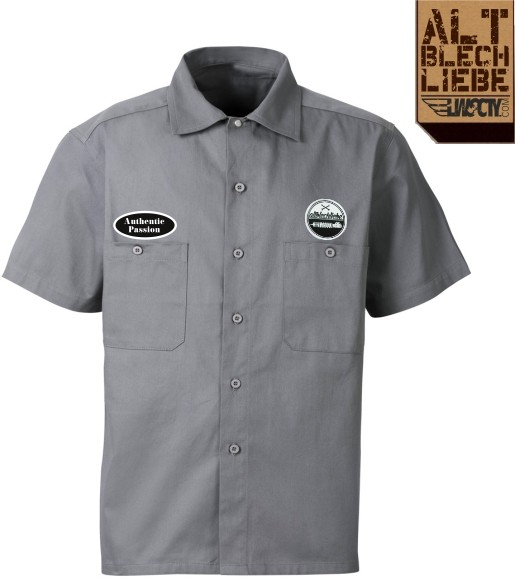 Altblechliebe WorkerShirt
