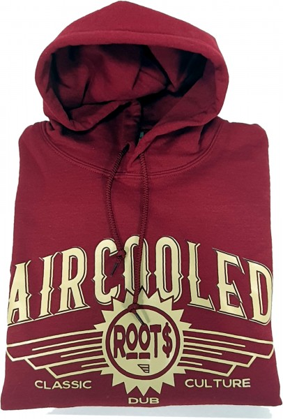 Hoodie 50´s Style Aircooled Roots