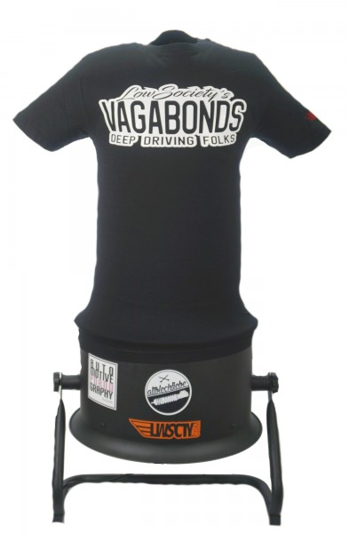 VAGabund BigSign T-Shirt Black
